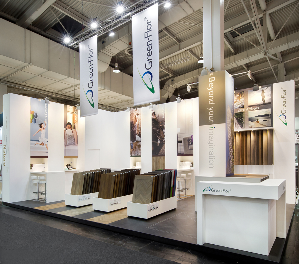 Greenflor stand